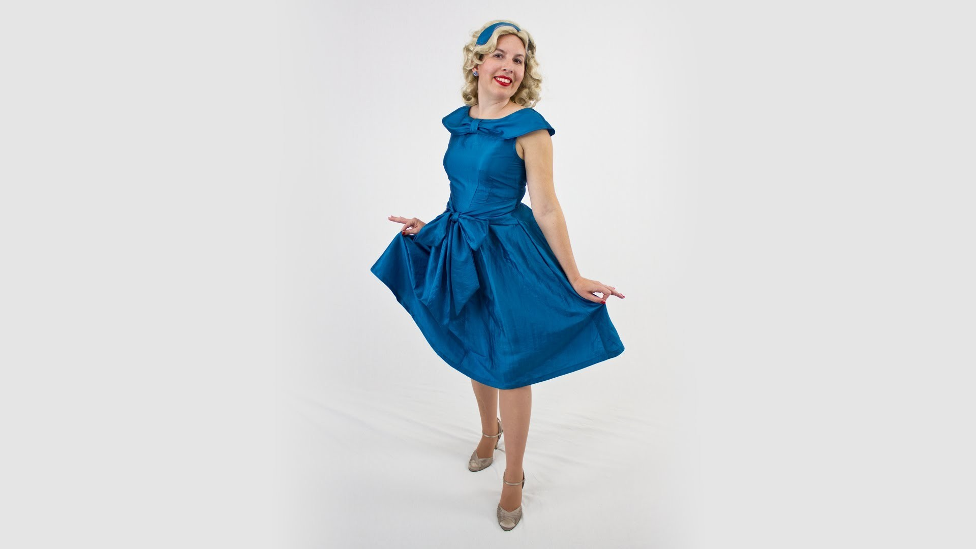 Simplicity Pattern 2444 - Betty Dress