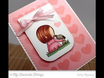 AmyR's Valentine Cards 2015 Series Card #3