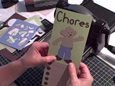 Build-a-Bear Chore Chart