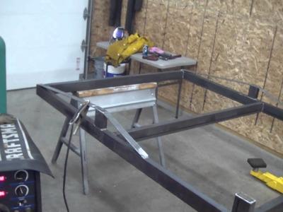 Custom Truck Rack Build From Scratch
