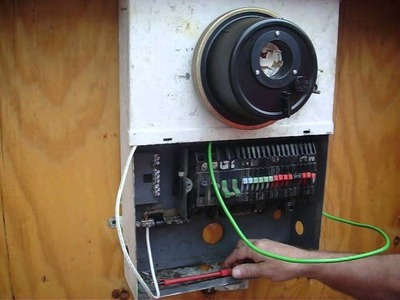 DIY 5 MINUTE INSTALLATION OF BACKUP GENERATOR. EMERGENCY POWER TRANSFER SWITCH