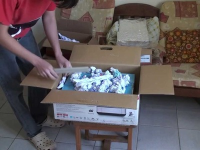 How To Build A Solar Oven - With Cardboard