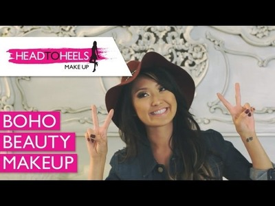 How to Create A 'Boho Eye' Tutorial | Head to Heels | Ep. 23