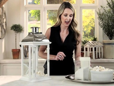 How To: Decorate with Lanterns — Ocean Theme
