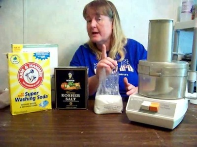 How to Make Homemade Dishwasher Detergent, Kitchen cleaner, Cleansers