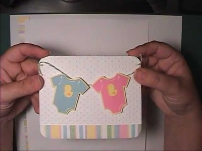 Lifes a Party Cricut cartridge Baby Shower Initation