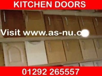 MFI Kitchen Doors - Want to replace all your old MFI Kitchen Doors ?