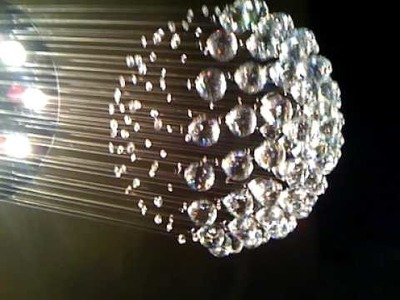 Modern Contemporary Crystal Chandelier