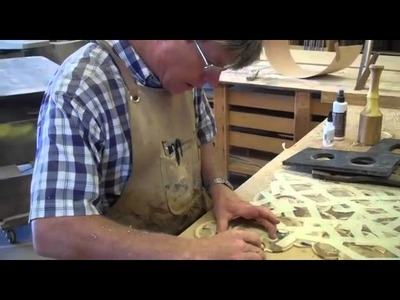Oyster Veneer - Bringing The 17th Century Into The 21st (Part 3)