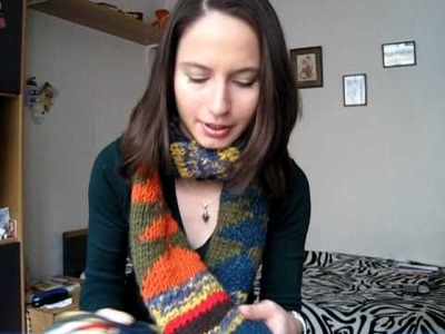 Scarf collection (TAG)