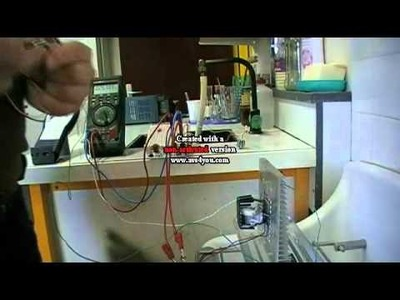 Thermoelectric generator for camping