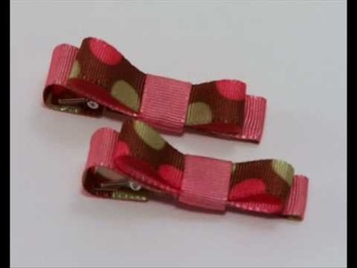 Want to Learn How to Make Bows?  Check out these bows that we'll teach you how to make!