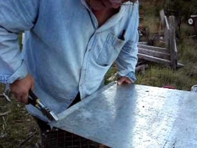 Working With Sheet Metal Part 2