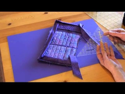11. Make A Simple Project: Join Ends of Binding