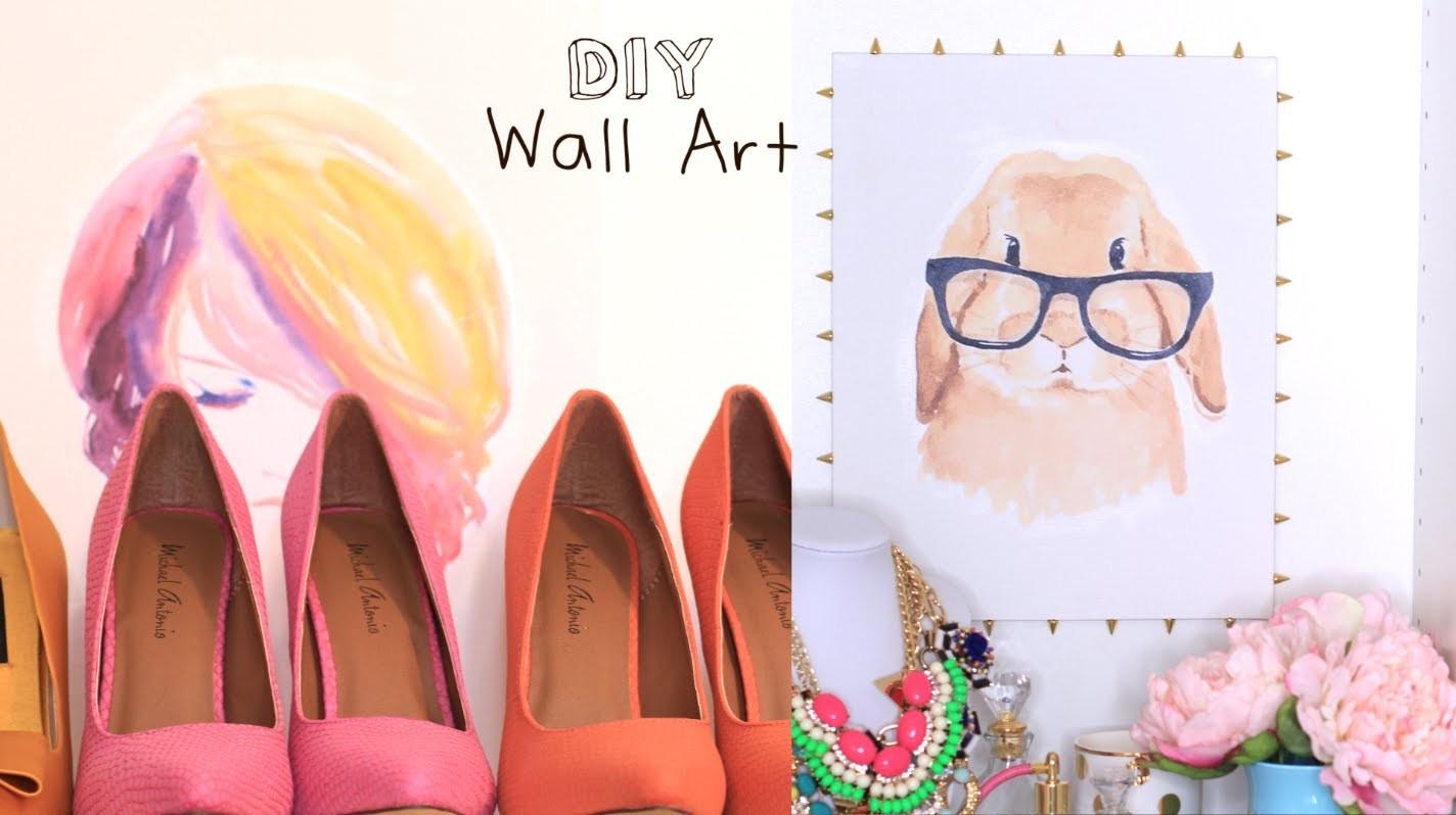 Bare Walls? DIY Easiest Print Art in Minutes