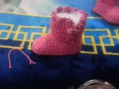 Botas Tejidas a Crochet FINAL