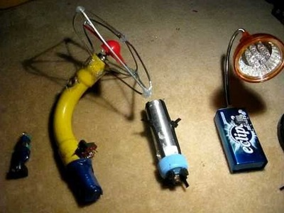 Cool Homemade Emergency Equipment.Weapons! And Cooling!!!