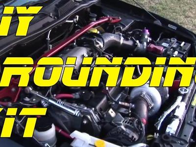 DIY Grounding Kit   B15 Turbo Sentra SER Spec V