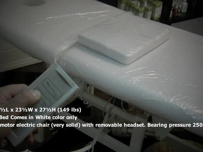 Electric Chair with 1 Motor (Facial Bed, Massage Table)