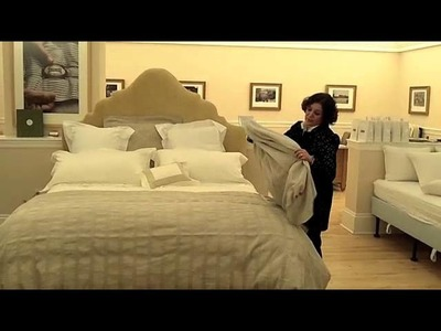 Frette and McRoskey - How to Make a Luxurious Bed