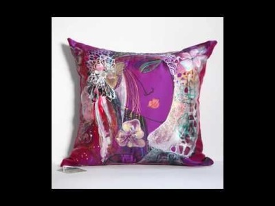 Hand Painted Pillows-Large.m4v