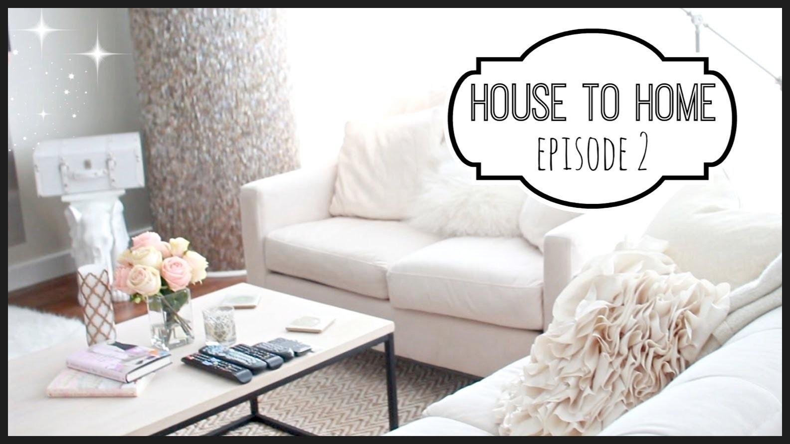 House to Home Episode 2: Condo Decor! ♥ MakeupMAYhem Day 2