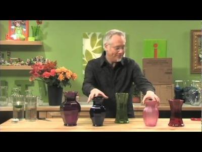 How To Arrange Flowers- Create Flower Arrangements in Vases!