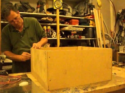 How to build a Seed, Seedling And Soil Warmer