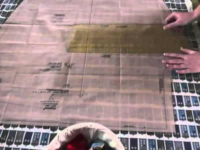 How to Cut Out a Pattern - Part 2