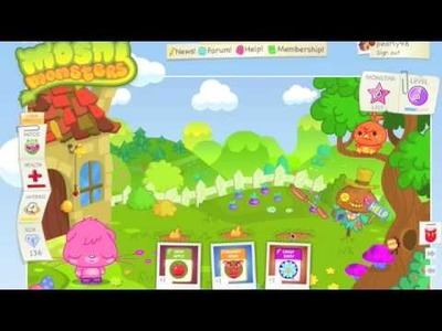 How to Get a Moshling On Moshi Monsters