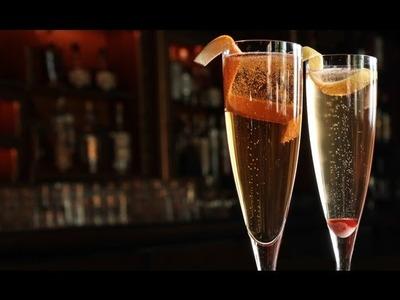 How to Make a Champagne Cocktail -- Liquor.com