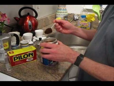 How to Make Cuban Coffee