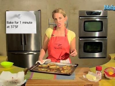 How to Make T.G.I. Friday's Baked Potato Skins