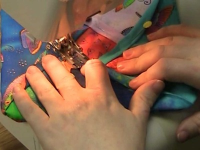 How to Sew a Hot Pad: Triangle Version
