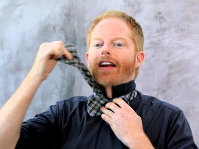 How to Tie a Bow Tie, with Jesse Tyler Ferguson