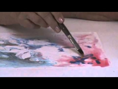 How to Watercolor on Yupo Paper - Part 1