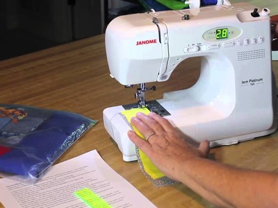 Kids Quilt Camp - Teaching Kids To Sew