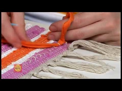 Make A Ruffle Rug 360W by Alex