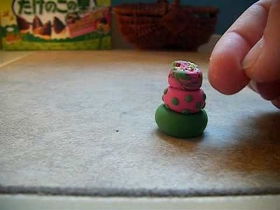 My Polymer Clay Food Creations