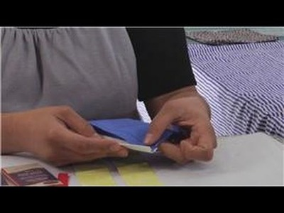 Sewing Basics : How to Sew a Seam Binding