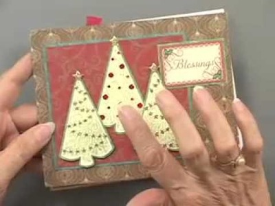 Teresa's Christmas Card Making Classes DVD by Hot Off The Press Inc