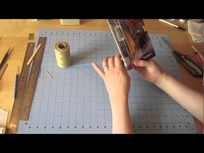 Tutorial 8 Loose pages Sewing.m4v
