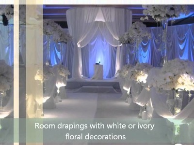 Wedding Theme Ideas: Winter Wonderland Wedding