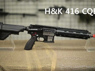 Airsoft GI DIY - H&K 416 IAR Converstion Kit Tech-Time Tutorial