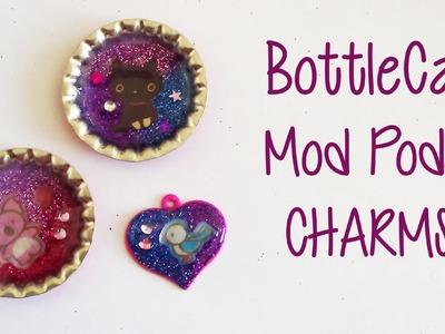 Bottlecap Mod Podge Charms! {Tutorial}