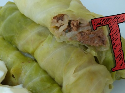 Cabbage Rolls Recipe | Turkish Stuffed Cabbage Rolls Recipe