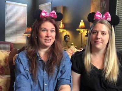 #DisneySide Disney Sisters Photo Booth Tutorial