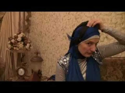 Hijab Tutorial # 4(Wedding & Party Hijab)