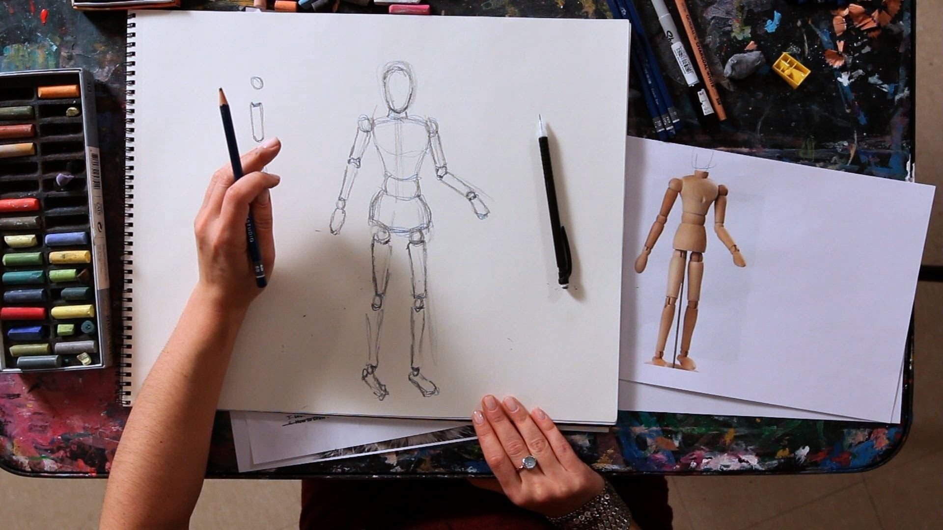 How to Draw People   Drawing Tutorials