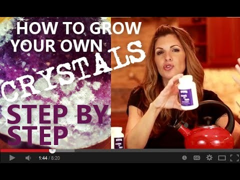 How To Grow Your Own Geodes - Step by Step